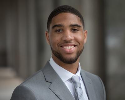 Jacoby Barry - Dream Award recipient, Mercer University